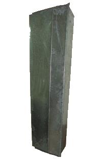 Гроб цинковый