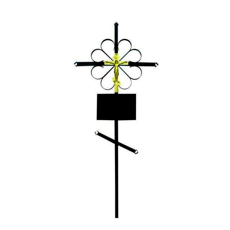 Крест металлический «Стандарт»